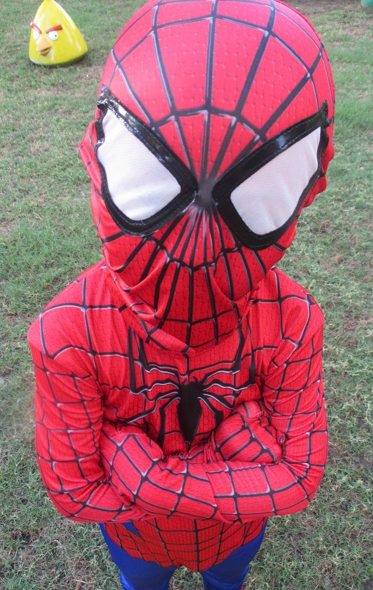 NEW Spiderman Costume Halloween Costume Spider-Man Clothing Costumes Spider-Man Children Kids Adult Halloween Cosplay Costume