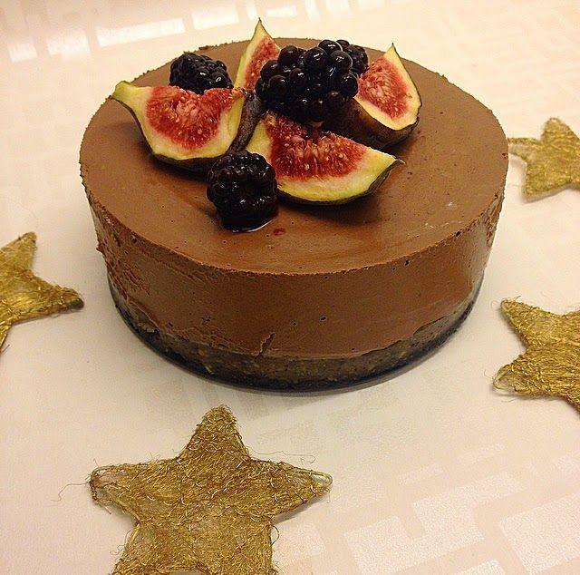 Sweetest Raw: Raw Choklad Tårta