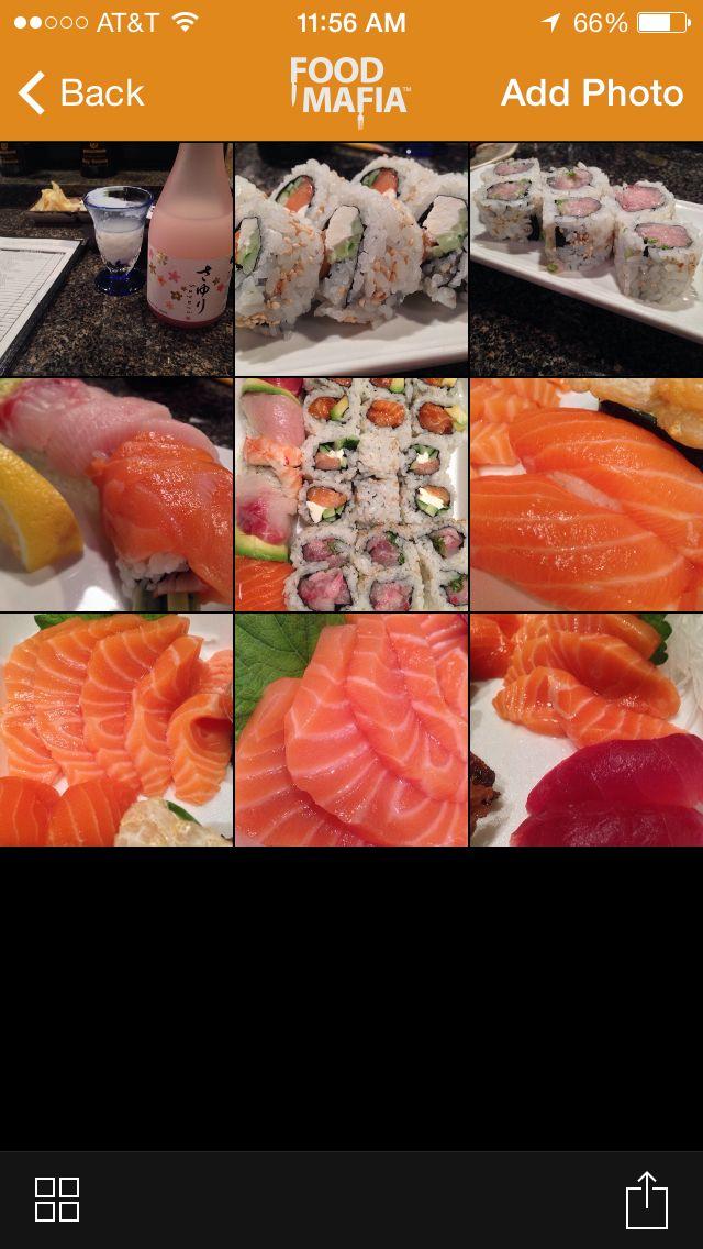 Hiro Sushi photos on Food Mafia app! #scottsdale #arizona #hirosushi #foodmafia  https://itunes.apple.com/us/app/food-mafia/id547831360?mt=8