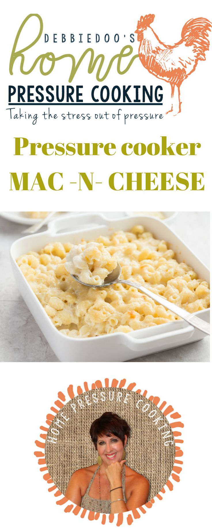 How to make macaroni and cheese in a pressure cooker – Home Pressure Cooking
