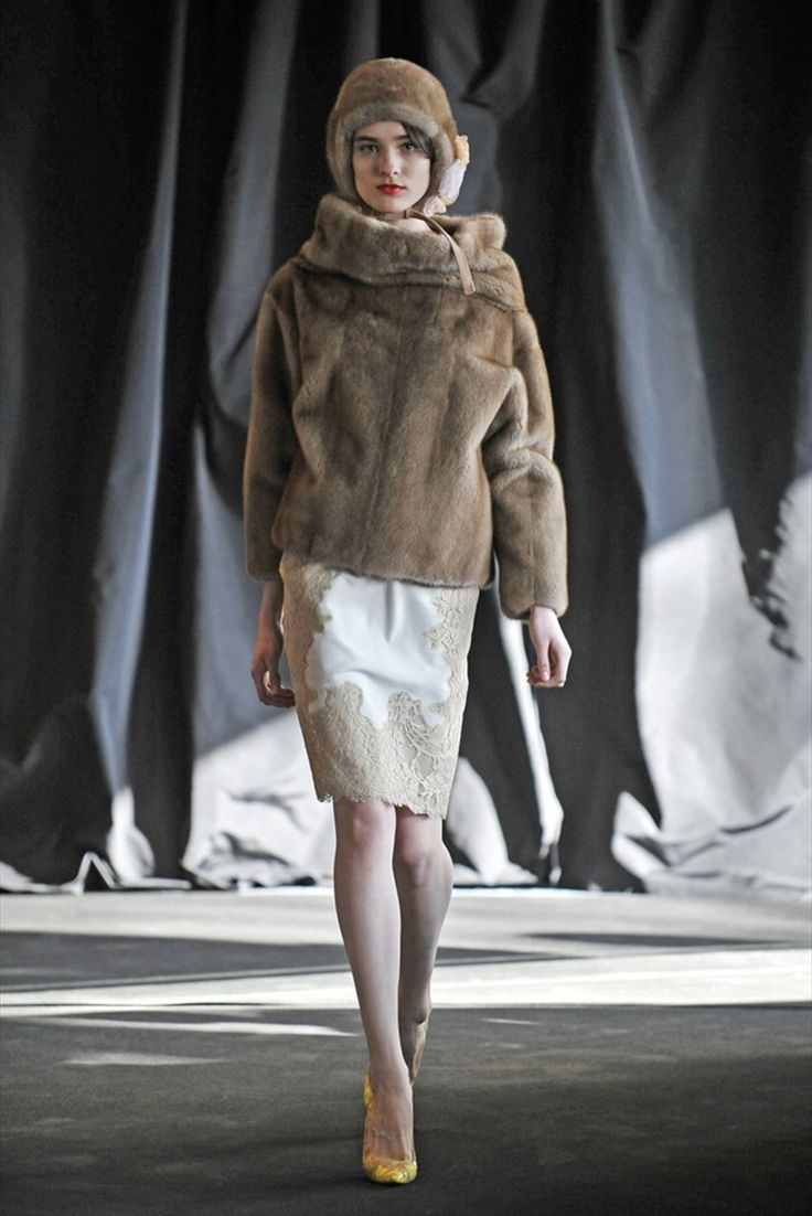 Breaking News: Junko Shimada Fall/Winter 2011/12 RTW