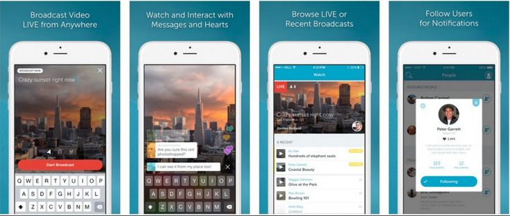 Authentisches Arbeitgebermarketing: In Livestreaming-Apps wie Meerkat oder Periscope stecken ungeahnte Möglichkeiten