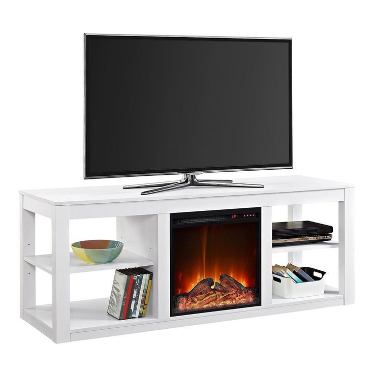 Best 25 Electric Fireplace Tv Stand Ideas On Pinterest Faux Fireplace Faux Mantle And Ana