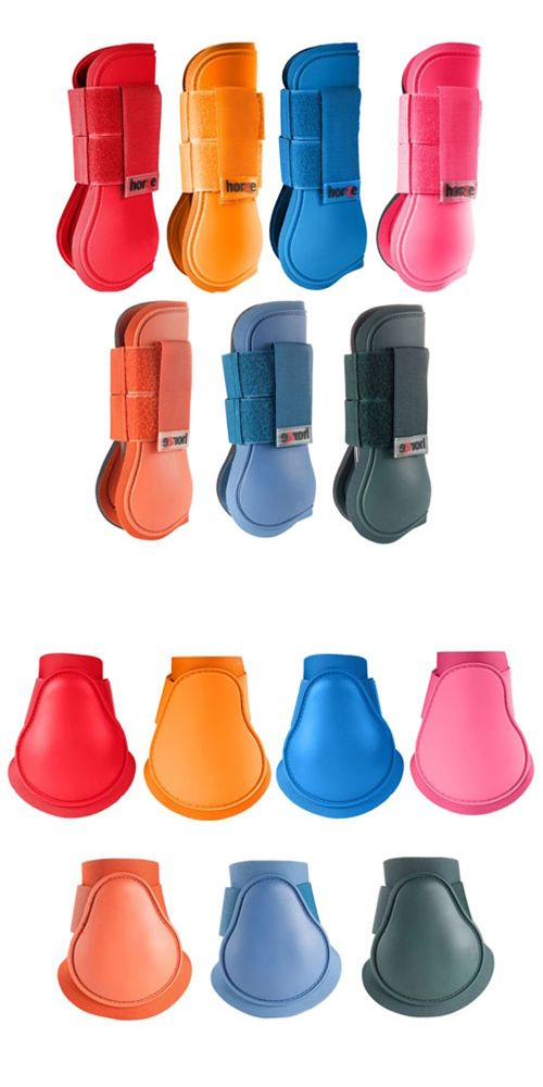 Horze Protective Tendon and Fetlock Boots - Excellent for everyday use and the needs of jumpers.