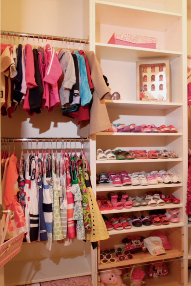 The Multitasking Mummy Closet Designs Room Closet Kid