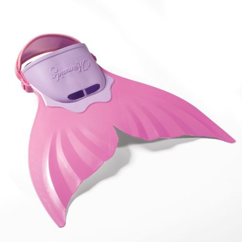 Amazon.com: FINIS Mermaid Swim Fin (Pink): Sports & Outdoors