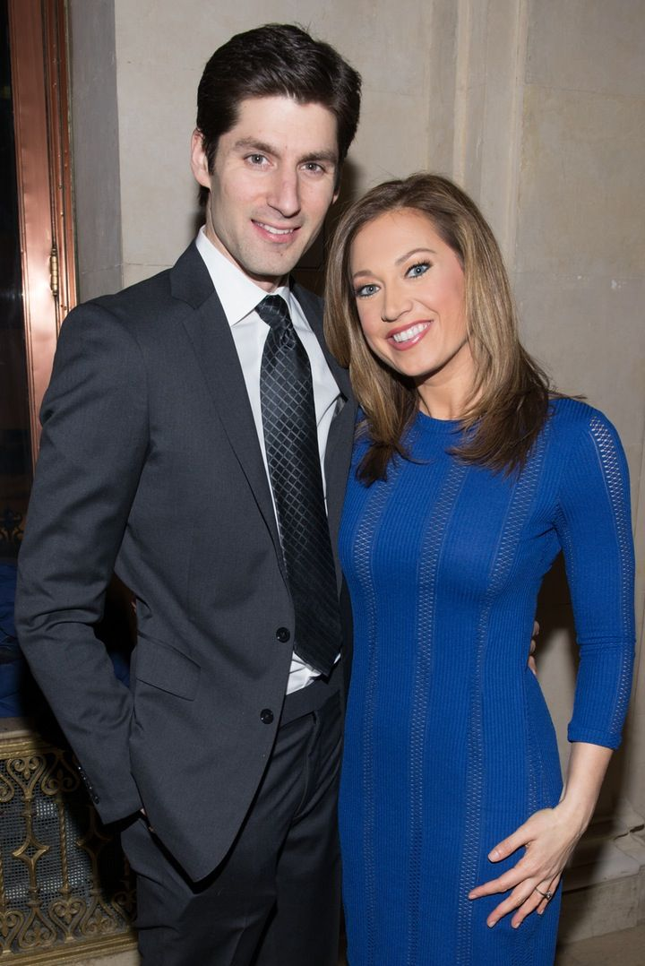 """EXCLUSIVE: Ginger Zee and Husband Ben Aaron are """"Elated"""" Over Her Pregnancy!"""