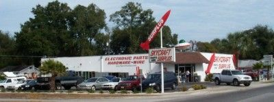 Skycraft Parts & Surplus. A maker's haven mere blocks from my house!