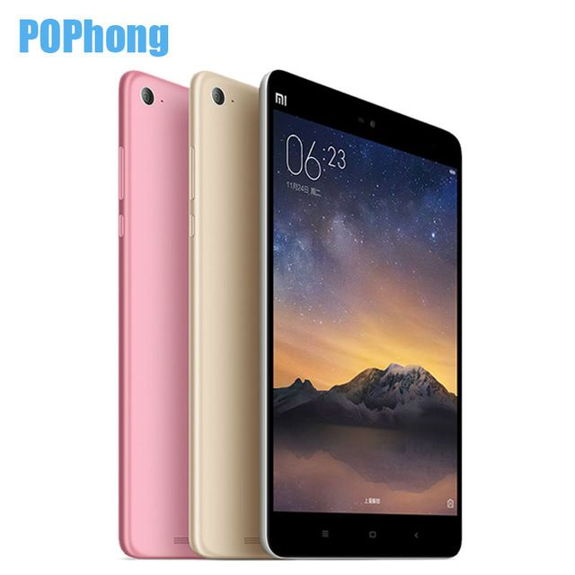 Xiaomi Mi Pad 2 Full Metal Mipad 2 Tablet PC 64GB ROM 7.9 inch Intel Atom X5-Z8500 MIUI 7 Quad Core 2GB RAM 6190mAh US $195.99-293.99 /piece To Buy Or See Another Product Click On This Link  http://goo.gl/EuGwiH