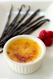 Candle Fragrance: Creme Brulee