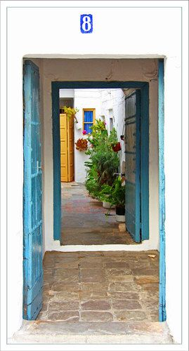 Door #8 -  Spain Andalusia Tarifa