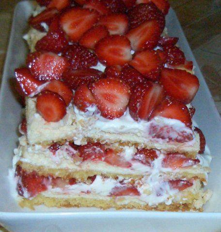 Swedish Meringue Cake - Ruotsalainen marenkikakku - Makunautintoja Mimmin keittiöstä - Vuodatus.net