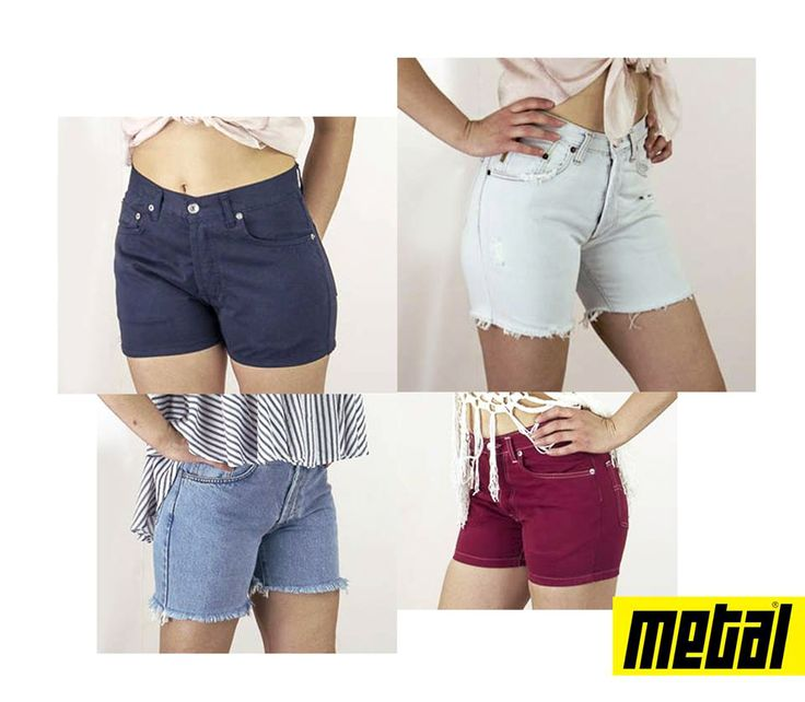 Hot days and cool shorts!  Σορτσάκια σε διάφορα σχέδια και χρώματα για να μονοπωλήσεις το ενδιαφέρον με το outfit σου. 🔝  Find out more: https://metal-deluxe.com/ #metal #metaldeluxe #shorts #fashion #jeans #rip #ripped_jeans #summer_shorts #sea #denim #summer #summerjeans #womensfashion #womensclothes #womensjeans #girl #fashionista #style #stylish #icon #newarrivals