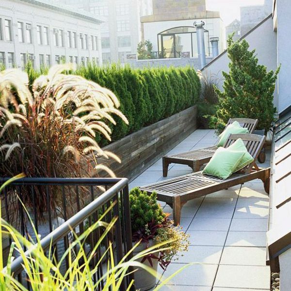 Terrassensichtschutz - Ideen, Bilder und 20 inspirierende Beispiele