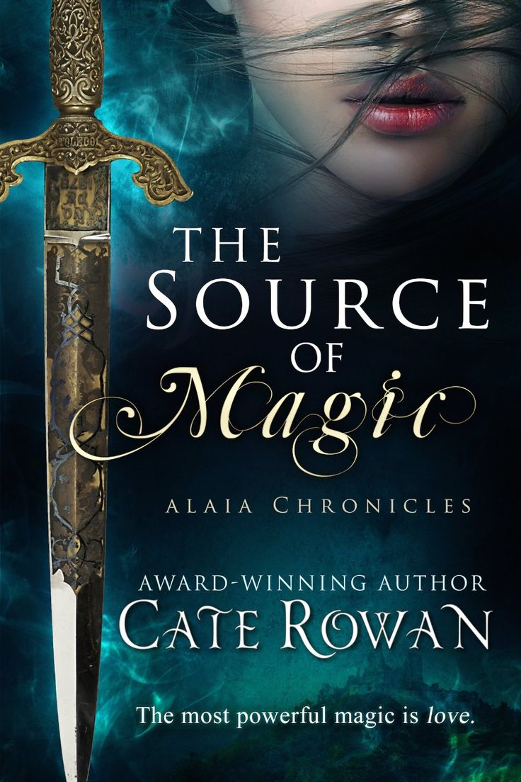 Wonderful Book Review Of Cate Rowan's The Source Of Magic (review By A  Blessed Day