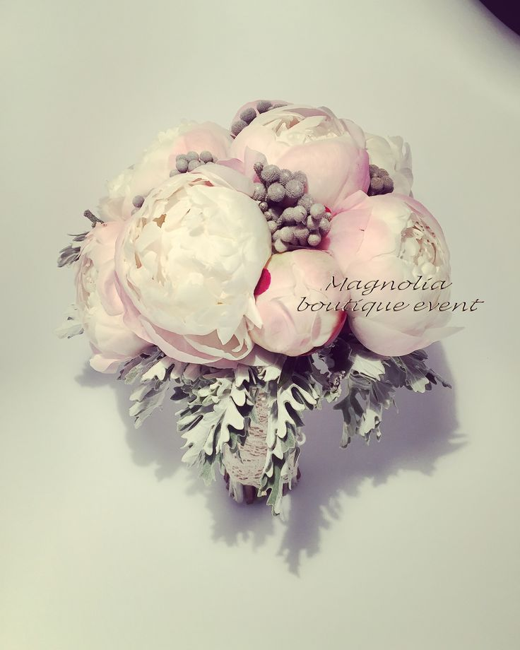 Wedding bouquet  for a romantic wedding