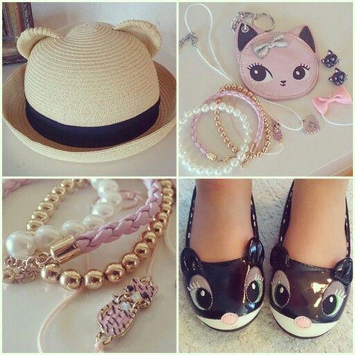 Little girl accessories