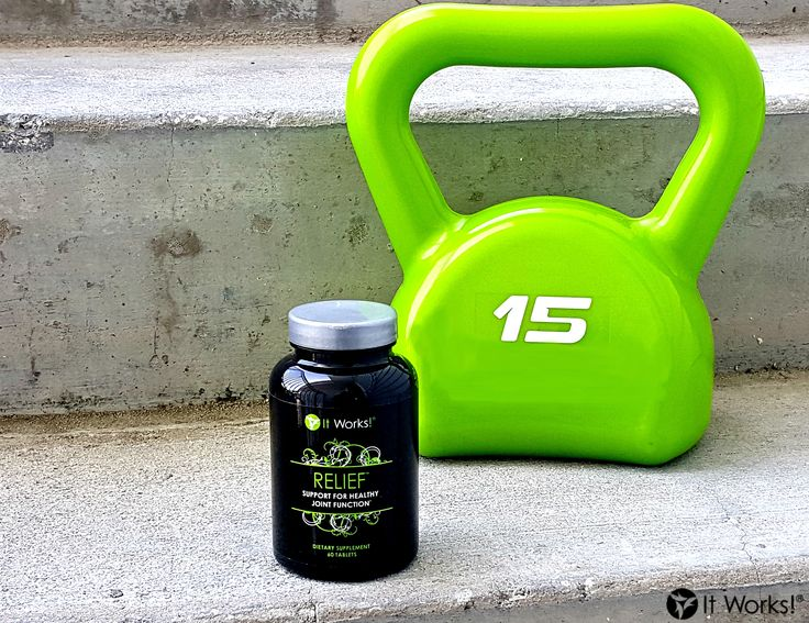 Address all aspects of joint function with Relief! Boost your body's own formation of joint cartilage with our #naturallybased glucosamine and chondroitin sulfate formula!