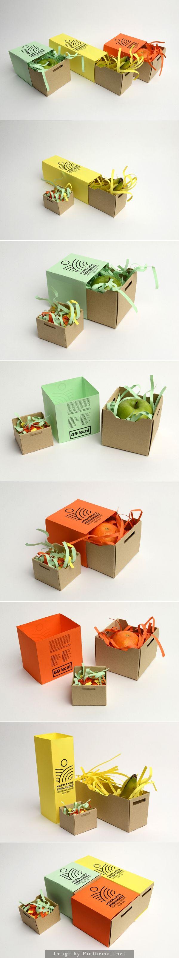Fruit packaging Hermanos Fernandez
