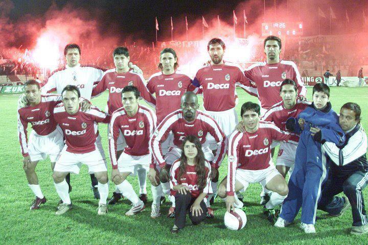 Deportes La Serena 2005 (Clasico)
