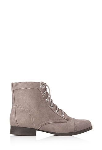 Fresh Combat Boots   FOREVER21 - 2000090177