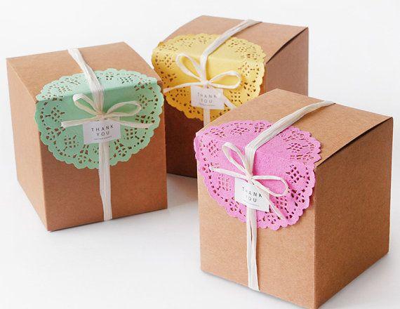 doily di carta piccolo colore 100 Centrino di di CookieboxStore