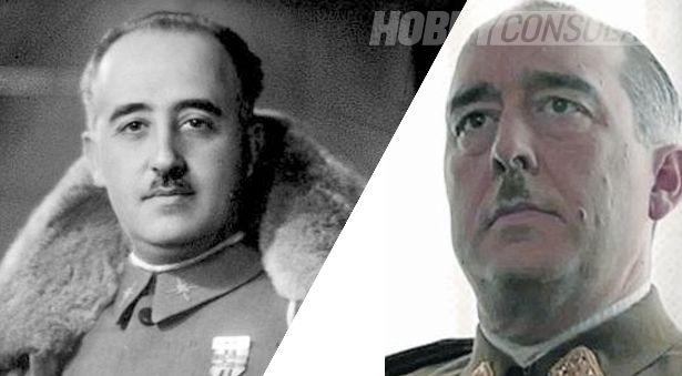 Francisco Franco  (El Ministerio del Tiempo)