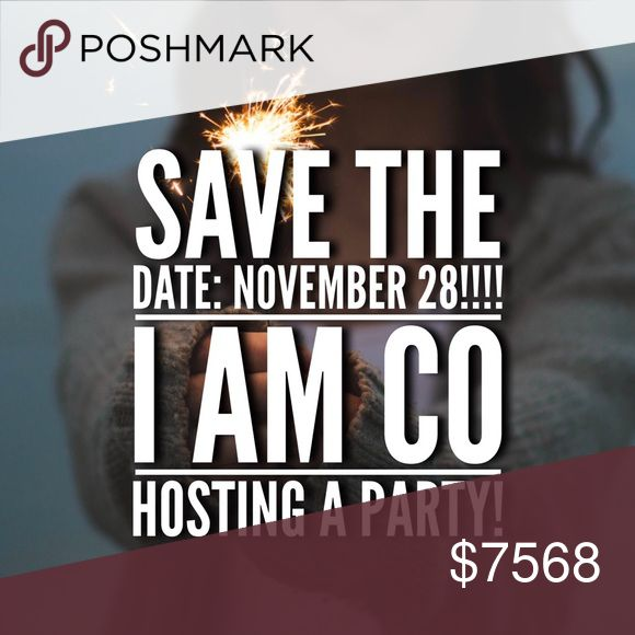 🌟CO-HOST🌟 I'm Co-hosting a Party!!! The date is, like it says above, November 28!!🌸 It's time to get some Christmas shopping done ladies! On the hunt for host pics! 😊 THEME: TBA 🌟 Dresses Midi