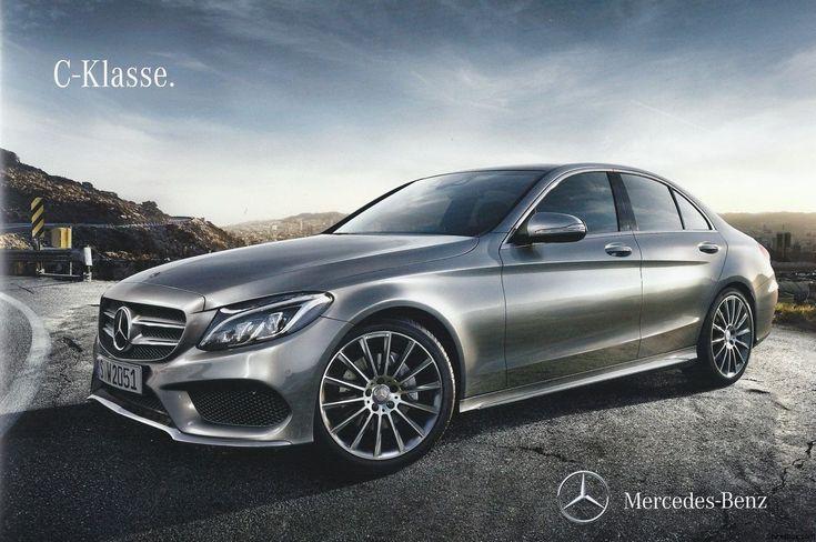 Mercedes C-Class 2015 | 2015-Mercedes-C-Class