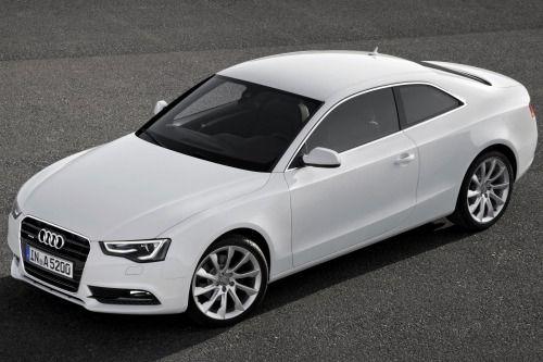 2013 Audi A5 2.0T Premium quattro Coupe Exterior - in black please!