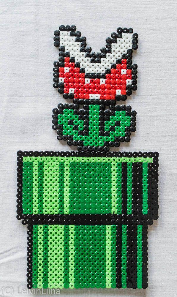 Super Mario - Hama Beads