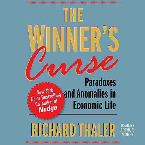 The Winner's Curse: Paradoxes and Anomalies of Economic Life - Winner of the Nobel Memorial Prize in Economic Sciences Richard Thaler challenges the received economic wisdom by revealing many of the paradoxes that abound even in the most painstakingly constructed transactions. He presents literate, challenging, and often funny examples of such anomalies as w...