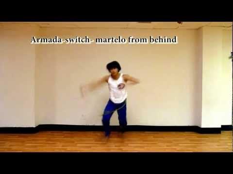 Basic Capoeira kick combinations|Soul Capoeira
