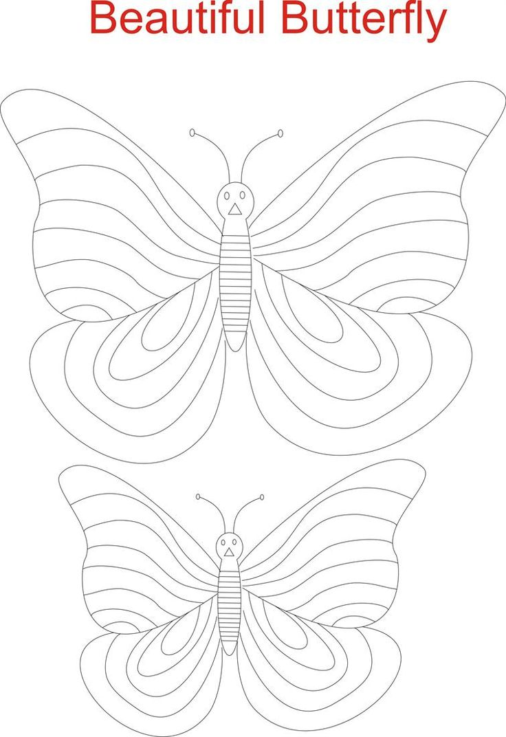 Coloring pages of butterfly stages of life - Butterfly Life Cycle Printable Butterfly Life Cycle Coloring Page Picture Printable Butterfly Garden