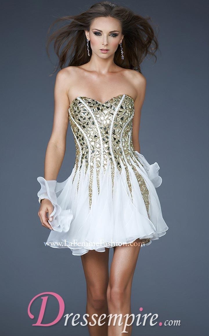 37 besten Short Cocktail Dresses Bilder auf Pinterest ...