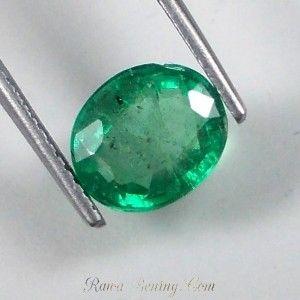 Natural Emerald Top Fire Green - Rawa-Bening.Com