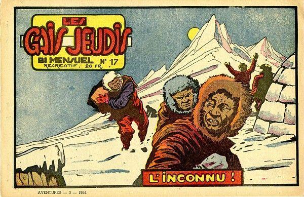Les Gais Jeudis, n°17, 1954 /  Collections du Musée du Vivant - AgroParisTech