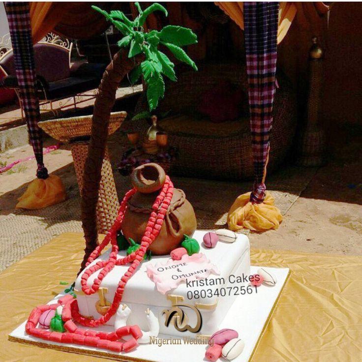 African Wedding Gifts: Nigerian Wedding Presents 30+ Traditional Wedding Cake