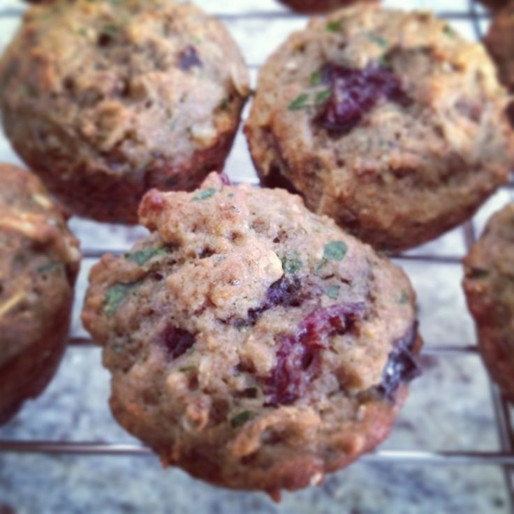 ... by Lisa @ The Meaning of Me Blog on Food - Breads and Muffins | P