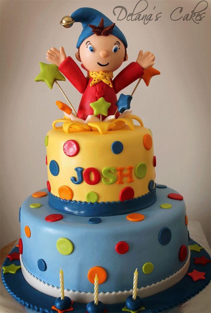 Delana's Cakes: Noddy!!!