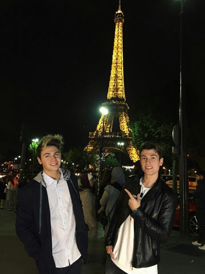 #Fede #Benji #Paris