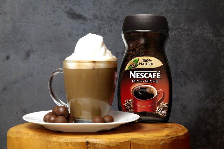 AERO Mocha Make your next mug of NESCAFÉ a mocha!