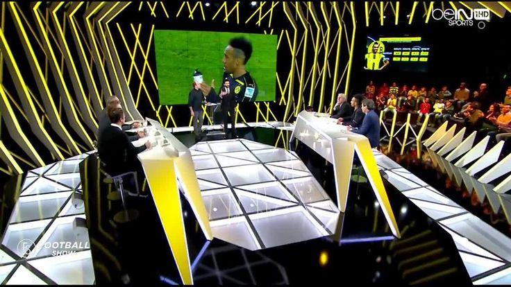"""Hervé Renard sur beIN SPORTS """"Pour nous, Aubameyang est une fierté, c'est le Ballon d'Or africain"""" #FootballShow"""