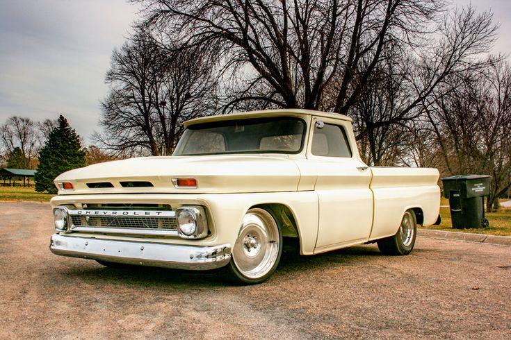 C10 Vanilla White Air ride, Chevy c10, Classic trucks