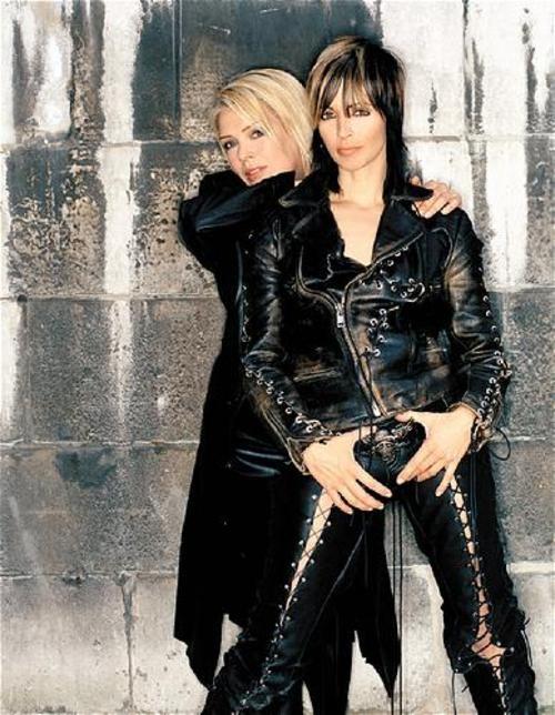Nena & Kim Wilde