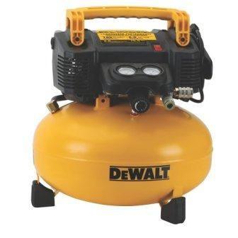DEWALT DWFP55126 Pancake Compressor Review