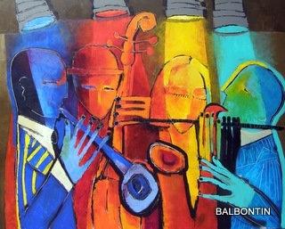 Musicos Alejandro balbontin