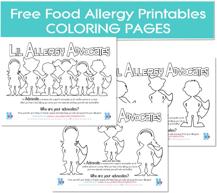 12 best images about Food Allergy