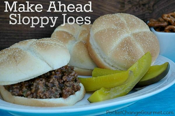 about Burgers sloppy joes on Pinterest | Sloppy Joe, Sloppy Joes ...