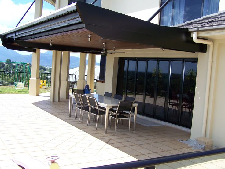 Patio Awning Extension
